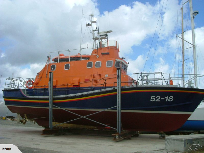 For Sale! Ever wanted to own your own Lifeboat? Ex Isles of Scilly Arun Class could be yours for $150,000 - buyer collects (from New Zealand)